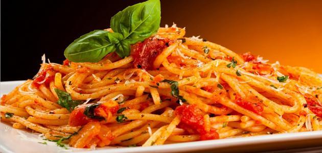 صورة طريقة عمل المكرونة بالطماطم , اكتشف افضل وصفات معكرونه بالطماطم اخترناهالك