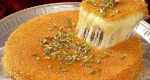 حلويات فلسطينية مشهورة , وصفات لذيذة من الحلوي في المطبخ الفلسطيني