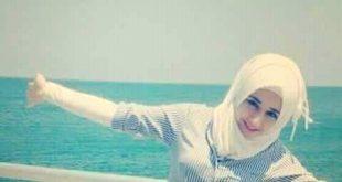 صور بنات محجبات على البحر , صور مميزه للبنات المحجبات في البحر