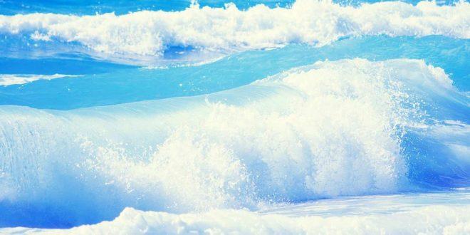 صور تفسير حلم البحر الهائج , رؤيه البحر الهايج في المنام