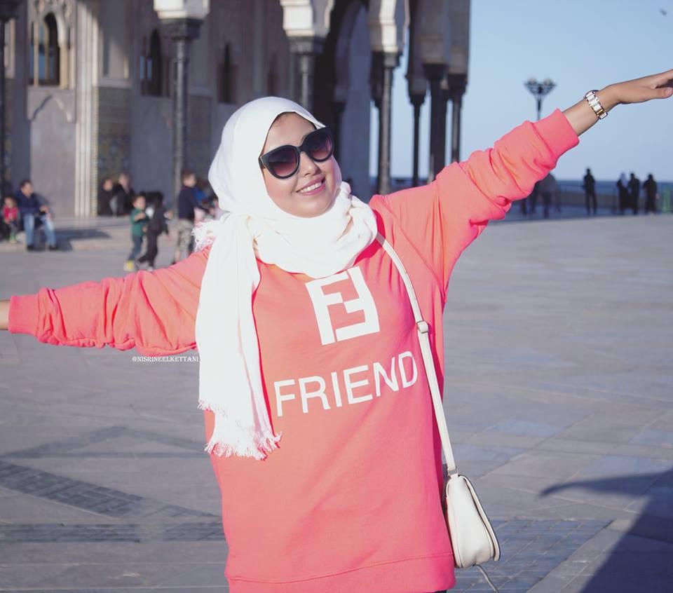 صورة صور محجبات مغربيات , اجمل صور للمحجبات المغربيات 2224 5