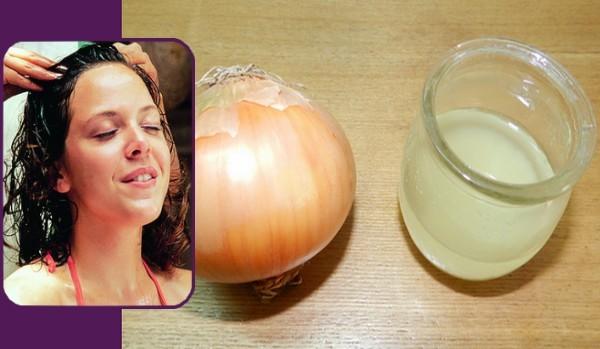 صورة وصفة البصل لتكثيف الشعر , اهميه عصير البصل لزيادة نمو الشعر