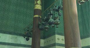 صورة صورة الكعبه من الداخل , بيت الله الحرام
