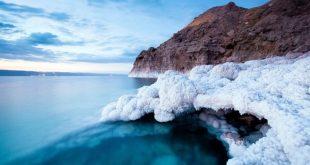 اكثر بحار العالم ملوحة , البحر الميت بحر ام بحيرة