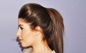 صور طريقة عمل بف الشعر بالصور , اجمل تسريحات الشعر
