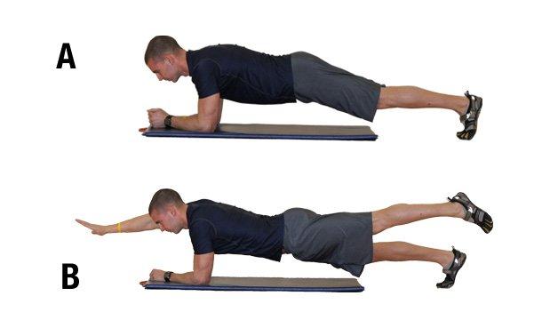 صورة تمارين لتقوية عضلات الظهر بالصور المتحركة , تمارين تنشط عضلات الظهر