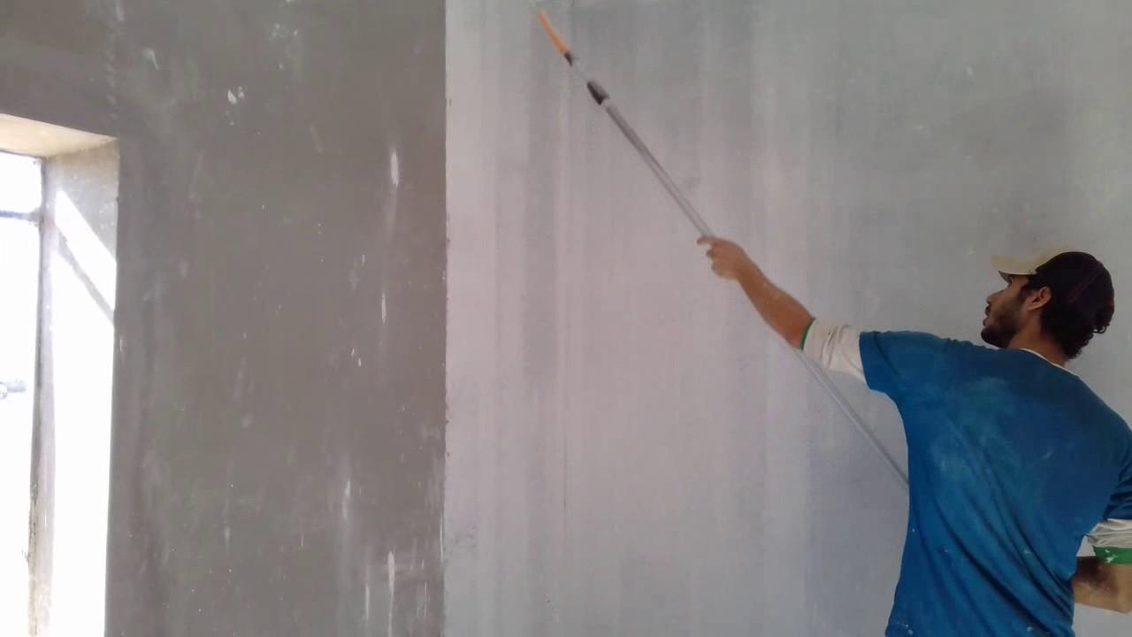 كيفية دهان الحوائط بالبلاستيك بالصور احدث الوان الدهانات للحوائط افخم فخمه