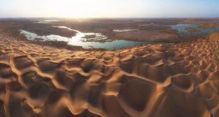 صورة اسرار صحراء الربع الخالي , عجائب واسرار في الربع الخالي
