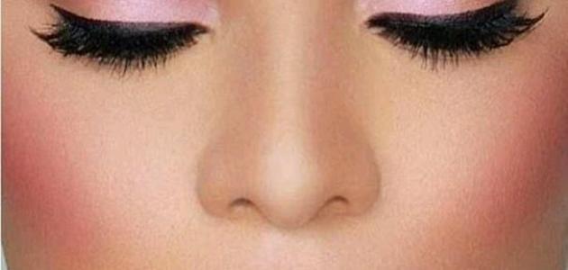 صورة طريقة المكياج الخفيف , خطوات وضع المكياخ البسيط ليساعد ابراز جمال وجهك