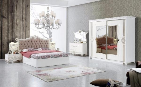 صورة صور غرف نوم مودرن تركي , احدث تصميمات غرف النوم التركية