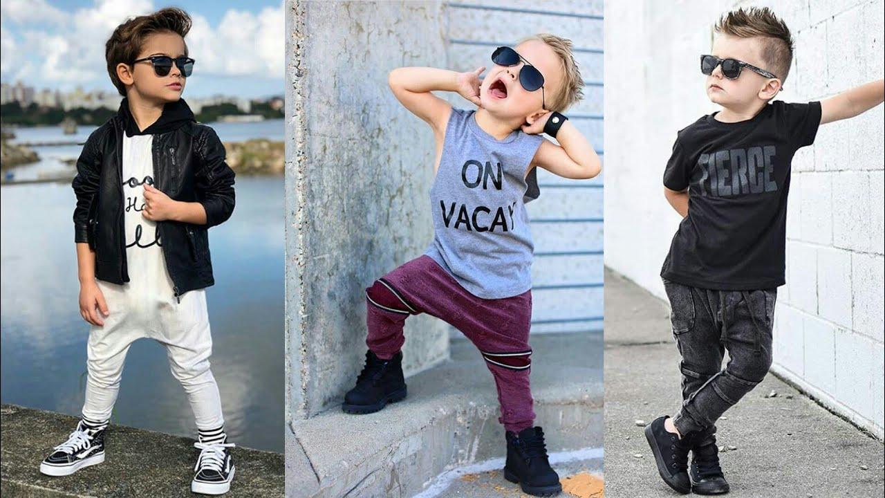 صورة اجمل ملابس للاولاد , ميزى طفلك بموديلات شياكه