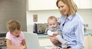 اثر عمل المراة على تربية الاطفال , الام العامله و نجاح اسرتها