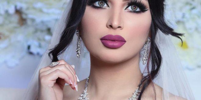 صورة احلى مكياج للعروس , اطلاله جذابه لاحلى العرايس فى زفافها