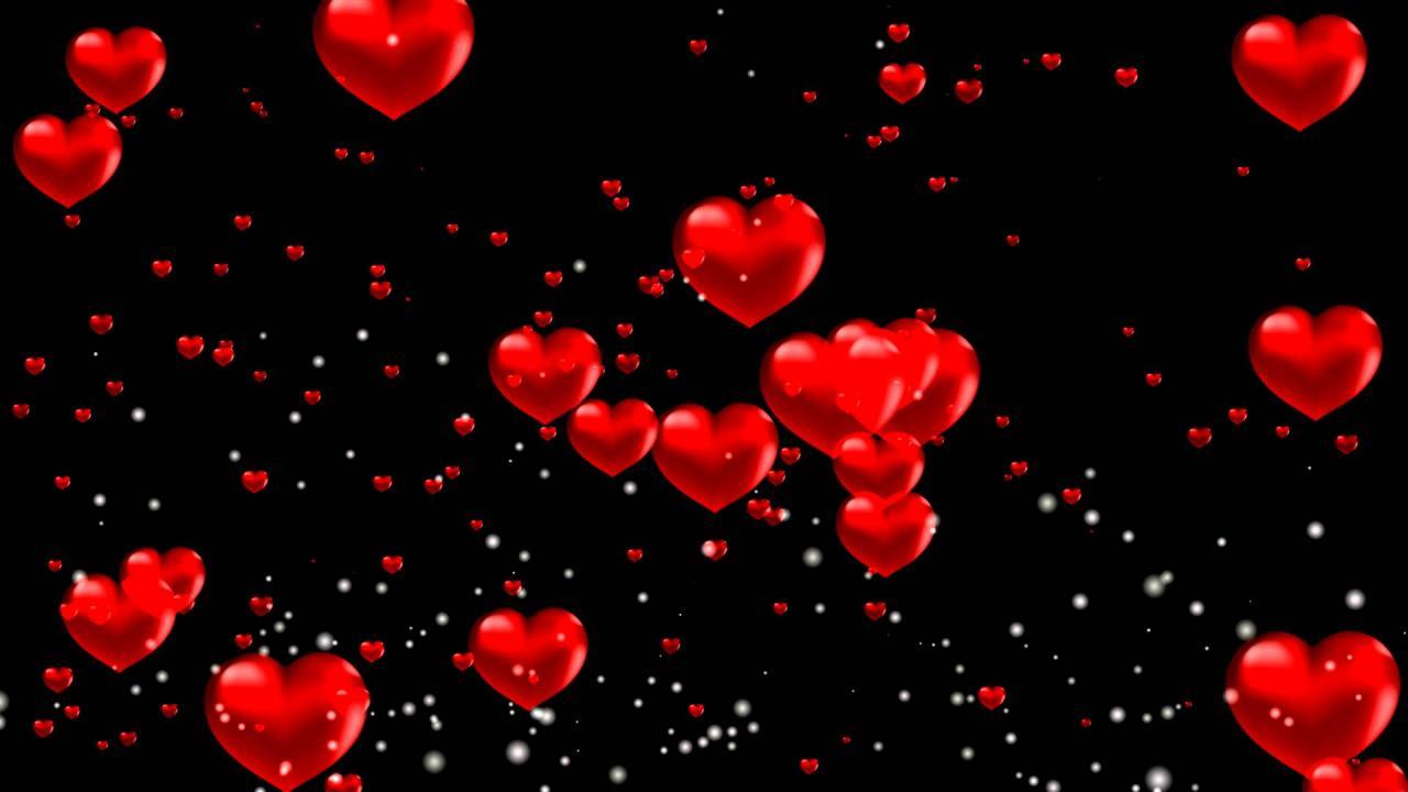 صور قلوب متحركه اجمل صورة