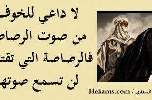 صورة من لم يمت بالسيف مات بغيره القصيده كامله , اشهر قصايد بن نباته السعدي