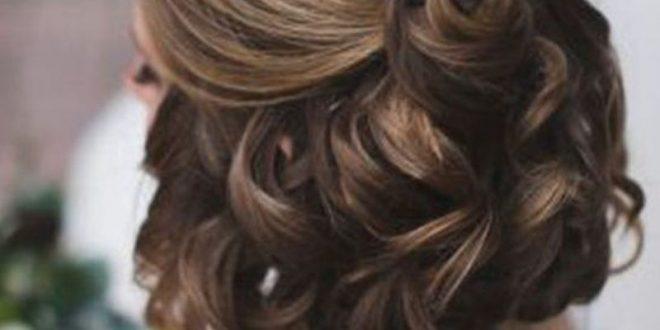 صور تسريحات خفيفة للشعر القصير , لو شعرك قصير تعالي اختاري تسريحه تناسبك