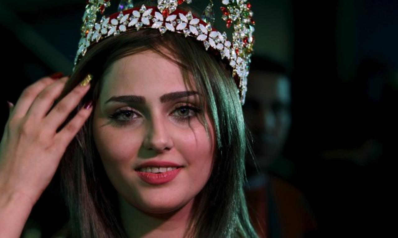 صورة ملكه جمال العراق , هجوم وانتقادات حول ملكه جمال العراق