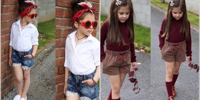 صور احدث ملابس اطفال , اشيك موديلات ملابس اطفال لاطلاله انيقه