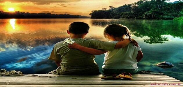 صورة خاتمة عن الصداقة , خا تمه لموضوع تعبير عن مفهوم الصداقه الجميله