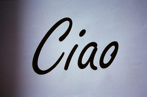 صور معنى كلمة تشاو , كلمة نسمعها كثيرا في السلام على الاشخاص