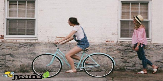 صور تفسير حلم ركوب السيكل للعزباء , الدراجة في المنام ماذا تعني