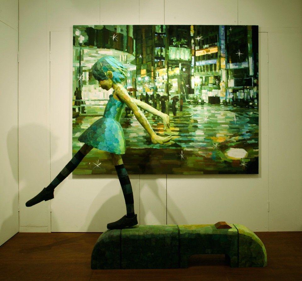 صورة لوحات ثلاثية الابعاد , انبهر باحلى رسومات من اللوحات 1154 3