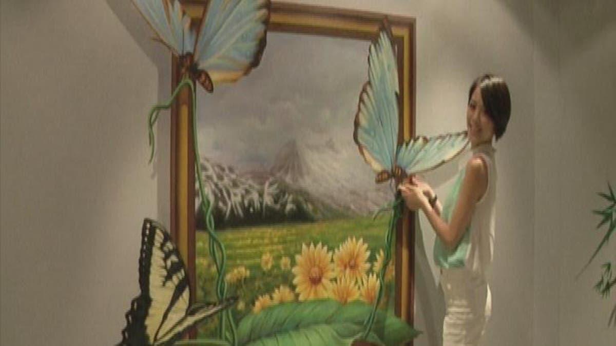 صورة لوحات ثلاثية الابعاد , انبهر باحلى رسومات من اللوحات 1154 6