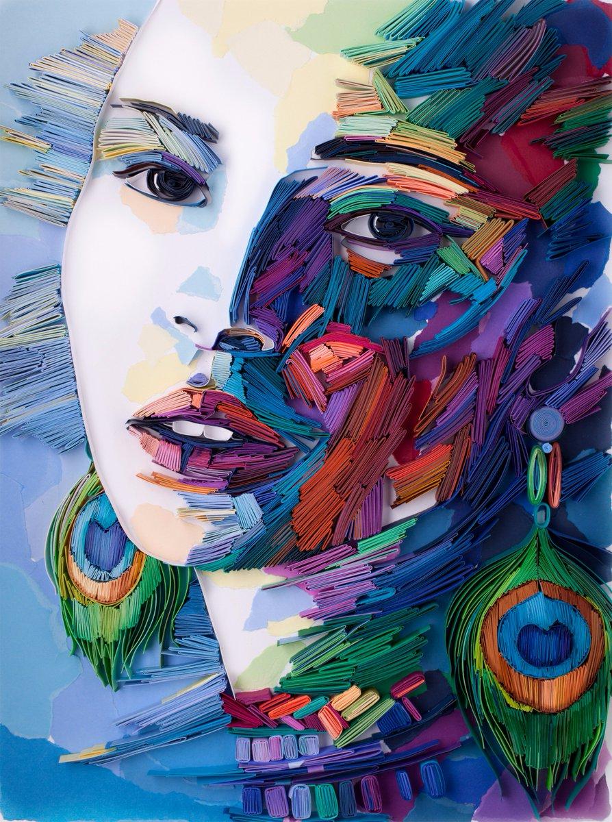 صورة لوحات ثلاثية الابعاد , انبهر باحلى رسومات من اللوحات 1154 7