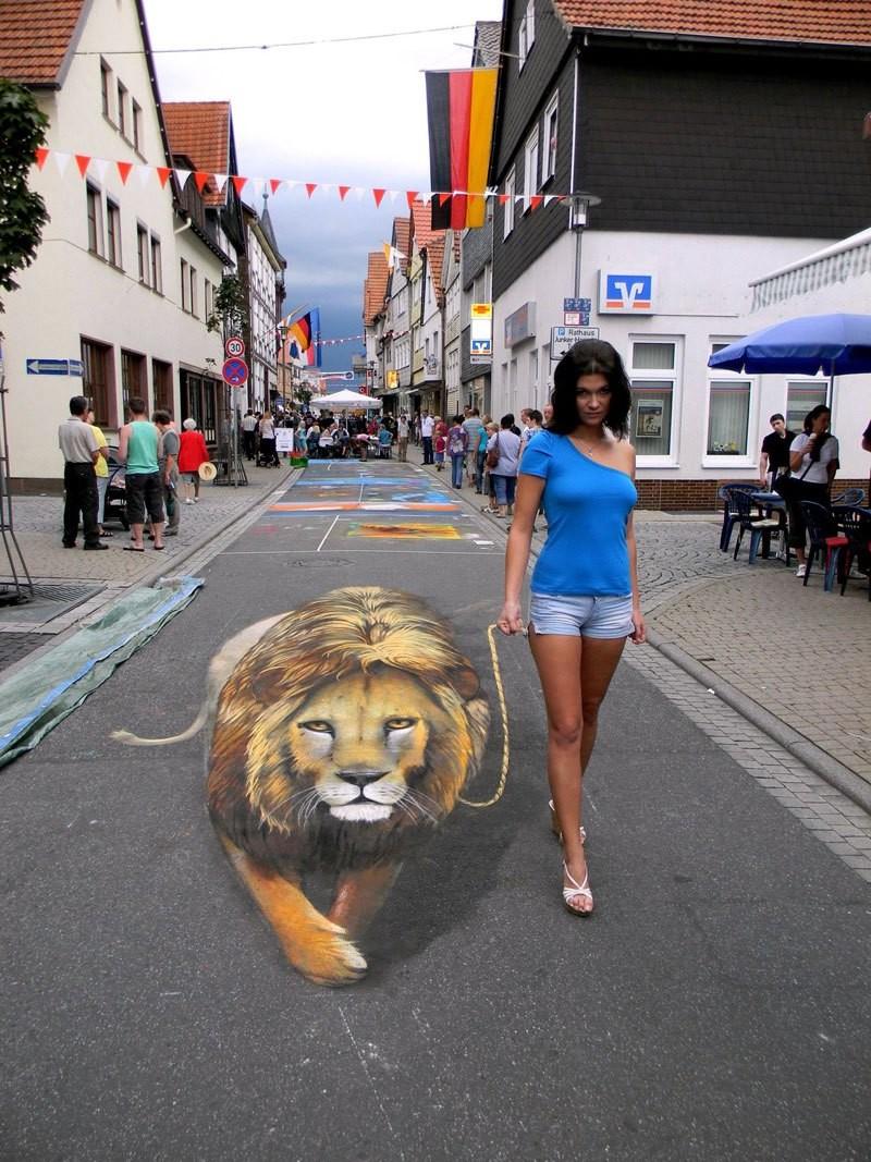 صورة لوحات ثلاثية الابعاد , انبهر باحلى رسومات من اللوحات