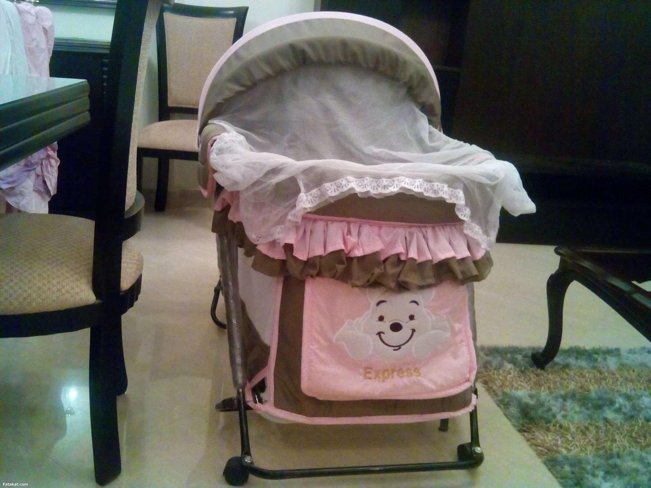 صورة تفسير حلم سرير طفل , رؤيه مهد الاطفال فى المنام
