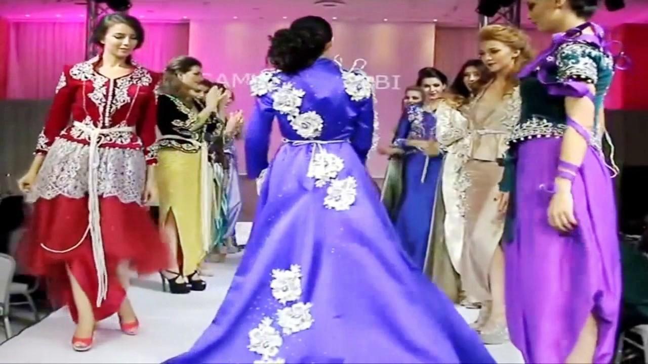 صورة ملابس اعراس جزائرية , اجمل الملابس الجزائريه