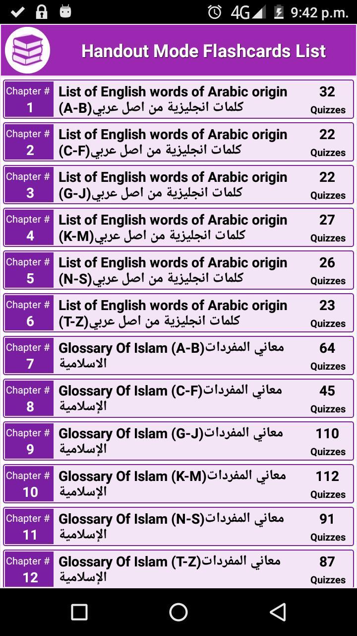 صورة كلمات انجليزية من اصل عربي , اجمل الكلمات الانجليزيه اصلها عربي