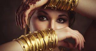 صورة اساور الذهب في المنام , اذا رايت الذهب بالمنام فانت سعيد الحظ