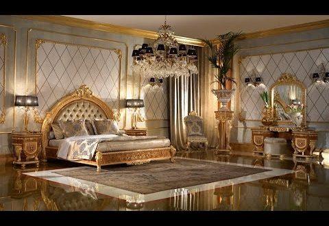 صورة افخم غرف نوم , حياتك الزوجيه تبدا من اختيارك لغرفة نومك