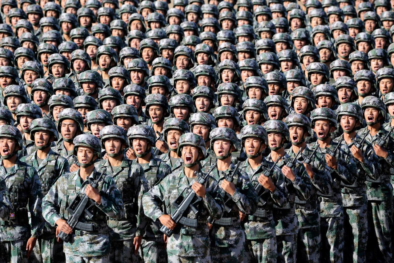 صورة اكبر جيوش العالم , معرفه اقوى جنود الارض