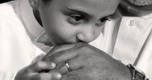 صورة قصص عن بر الوالدين للاطفال , الاحسان الى الاباء قصة مؤثرة
