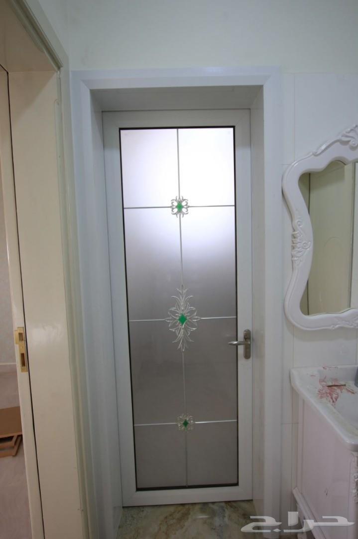 صورة ابواب الالمنيوم للحمامات , خامات كثيرة ورائعة لابواب الالمونتال 990 9