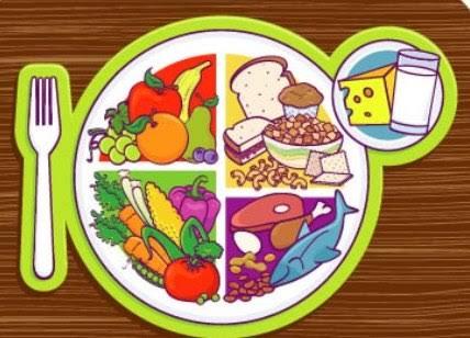 صورة عبارات عن الفطور الصحي , سعادتك بحياتك تيدا من فطورك الصحى