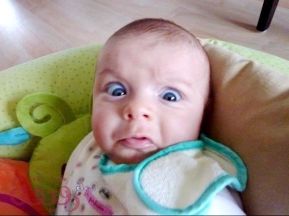 صورة مواقف مضحكة للاطفال , لو عايز تضحك بجد شوف غرائب الاطفال