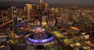 صورة اين تقع لوس انجلوس , اتعرف علي مكان مدينه المشاهير