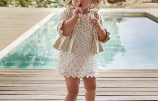 صورة ملابس بنات صغار للصيف , عايزه بنتك رقيقه وجميله اختارى احلى ملابس