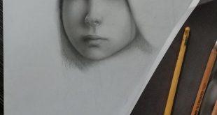 صورة رسم بالفحم والرصاص , بتحب ترسم شوف احلى رسم بالرصاص والفحم