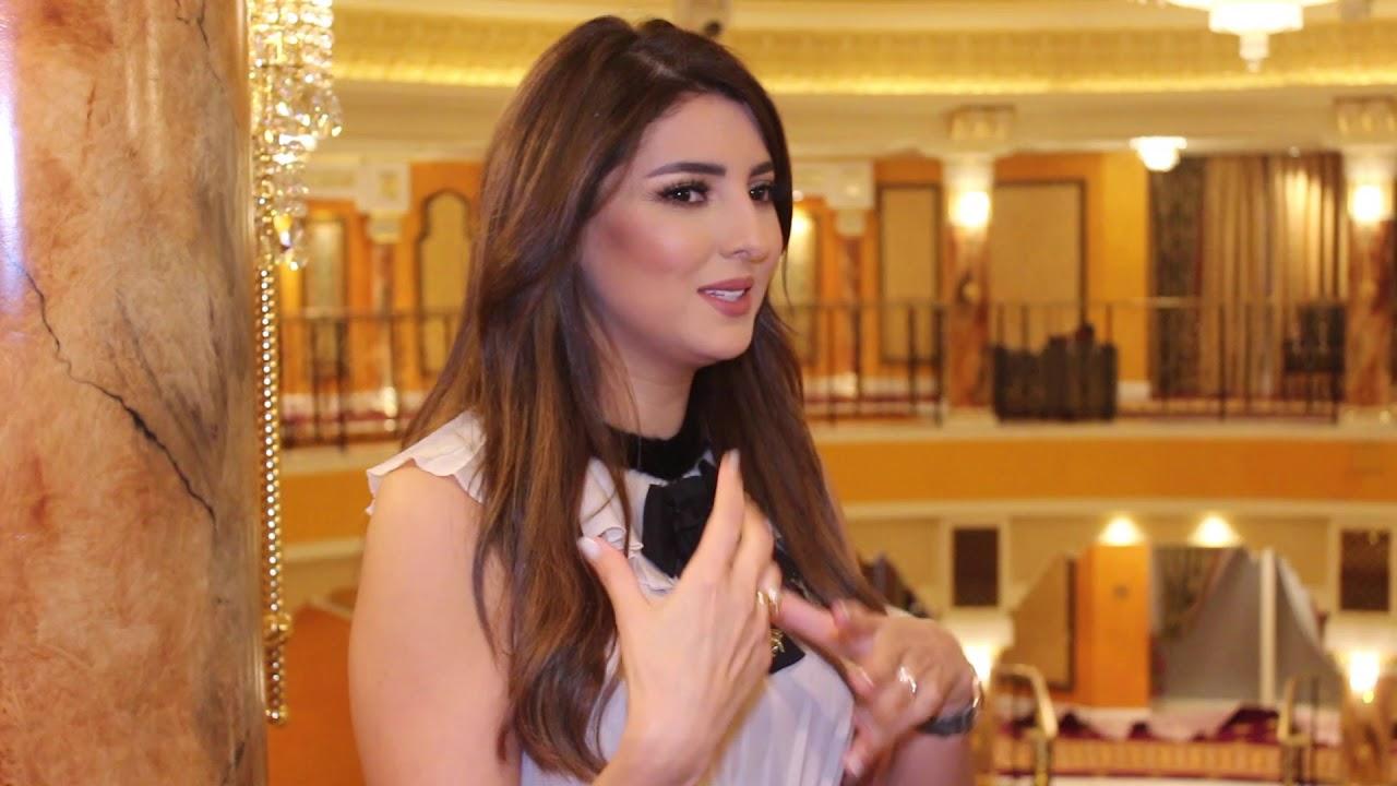 صورة الاعلامية مريم سعيد , الاخبار كامله عن مقدمة البرامج مغربية