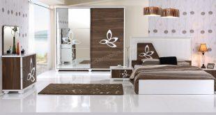 صورة احدث غرف النوم المودرن , لو بتصمم غرفة نومك شوف احدث تصميم