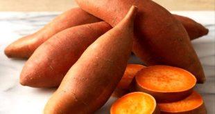 صورة طريقة عمل البطاطا الحلوة بالمايكرويف , البطاطا لاطفالك باسهل طريقه فى الميكرويف