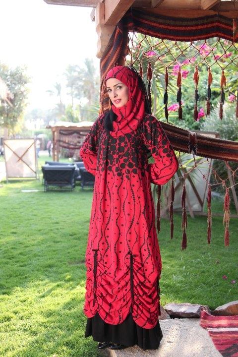 صورة لبس محجبات مصرى , بنوته محجبه جديد شوفى احلى ملابس تناسبك