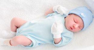 صورة كم ساعة ينام الرضيع , لو ام جديده اعرفى ساعات نوم طفلك