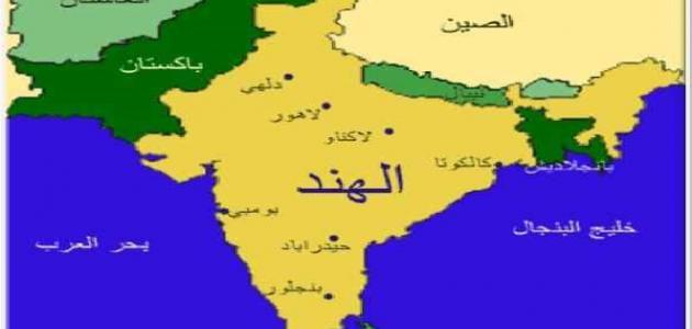 صورة اسماء جميع مدن الهند , تعرف على اسماء مدن الهند