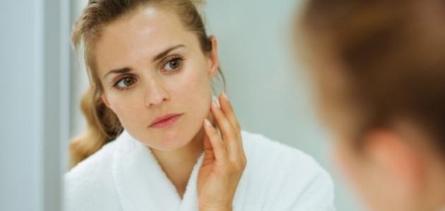 صورة علاج بشرة الوجه المتعبة , خلطات طبيعيه لعلاج البشره المتعبه