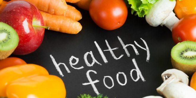 صورة خاتمة عن الغذاء , دور الغذاء في صحه الانسان